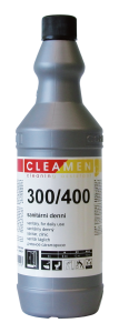 Cleamen 300/400 1L sanitariaty - koncentrat