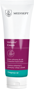 Medisept Velodes Cream 100 ml - Krem ochronny do rąk